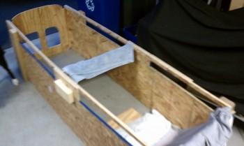 Initial fuselage planning