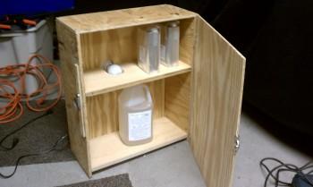Epoxy & Hardener Hotbox