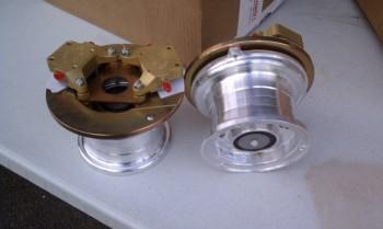 Matco Wheel and Breaks - W50LD