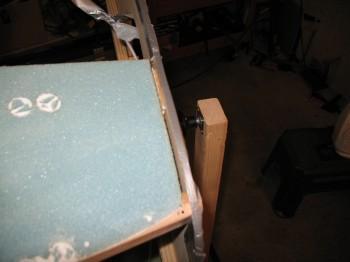 Chap 7 - Rear fuselage foam repair