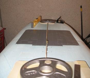 Chap 7 Mod - Installing bottom fuselage CL mounts