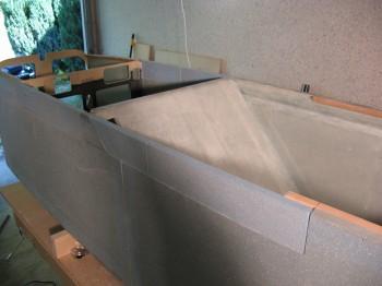 Lower fuselage repair