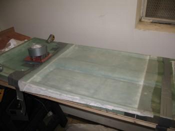 Glassing Rear PAX's Floor
