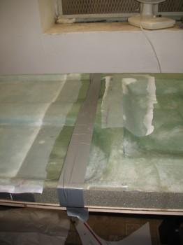 Chap 6 - Fuselage Bottom Glassing/Repair
