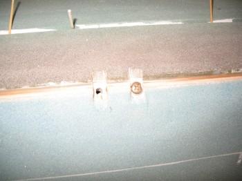Chap 8 - Mounting Seatbelt brackets