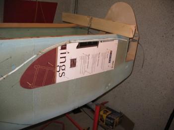 Chap 7 - Determining fuselage strake opening