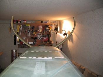 Chap 9 - Mocking up main gear install