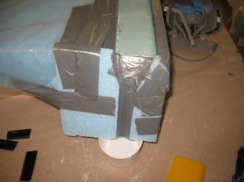 Chap 19 - Wings...Spar cap epoxy runoff