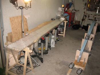 Chap 19 - Wing Build... Shear Web