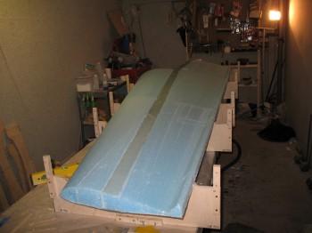 Chap 19 - Left wing build