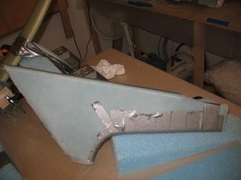 Chap 24 - Left rear armrest console
