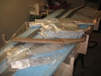 Chap 19 - Upper wing glass skin prep