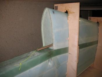 Chap 19 - Left wing/glassing BL 55.5 rib