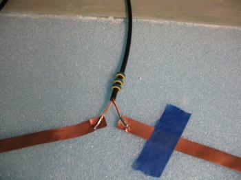 Chap 19 - Wing prep... VOR antenna