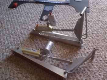 Chap 13 - Nose: Rudder & Brake Pedals