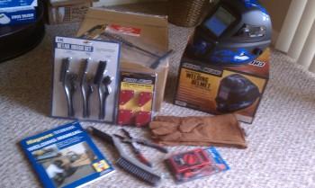 HF Welding Gear