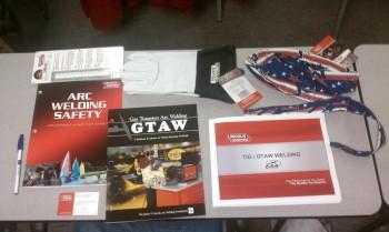 EAA Welding Class, Georgia