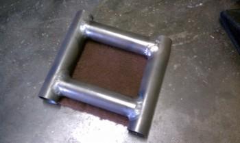 EAA Course - welding 4130 tubing