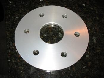 Chap 23 - Saber prop crush plate