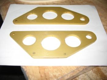 Chap 13 - Nose gear actuator brackets