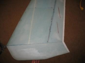 Chap 20 - Upper/lower winglets test fit