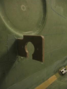 Chap 16 - Mounting CS109 control bracket