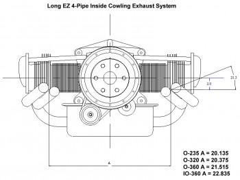 Long-EZ Exhaust