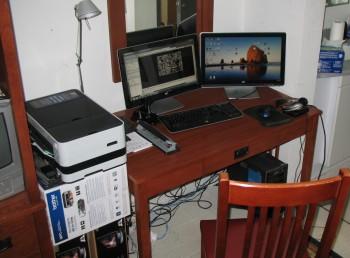 CAD station
