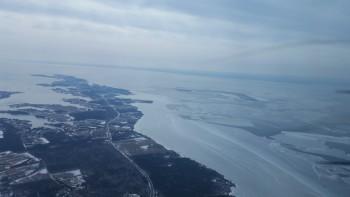 MD Shoreline, Chesapeake Bay (S)