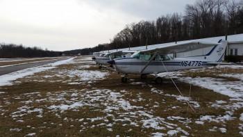 Potomac Airfield (KVKX), MD