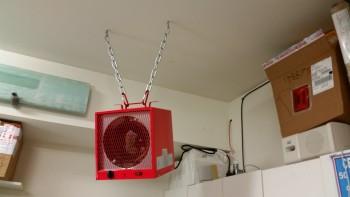 Big Shop Heater