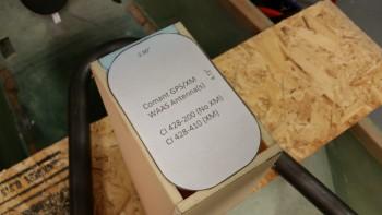 GTN650 WAAS GPS Antenna