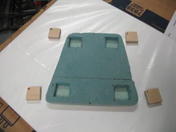 Headrest Base Hardpoints