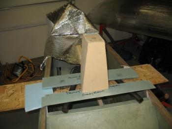 Non-plans headrest tower