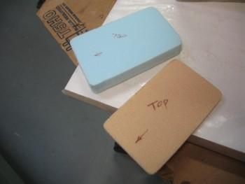 GPS antenna cover build