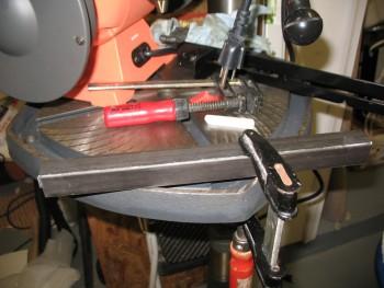 Roll bar side mounts (longerons)
