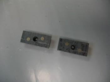 Rollbar side rail middle bolt hardpoint