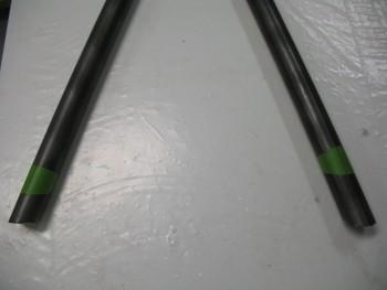 Rollbar leg reduction