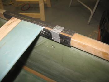Interior side rail piece