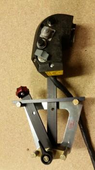 F-15 Throttle Handle/Quadrant