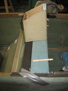 Drilling crossbar headrest mounts