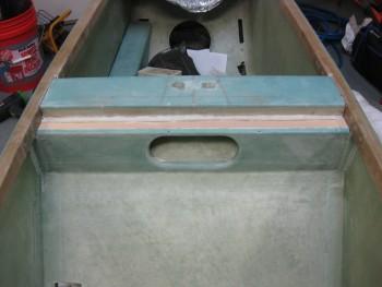 Lower seat back - ready for final BID