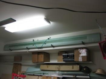 Canard storage