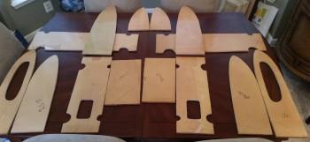 Feather Light Strake Kit