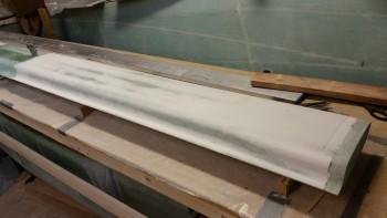Micro Skim sanded - 100 grit