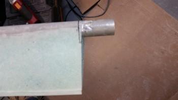 Determining elevator tube cutoff point