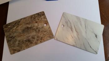 Formica samples