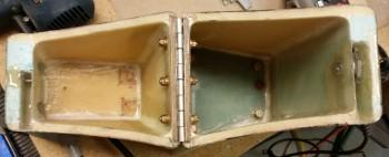 Removing headrest edge foam