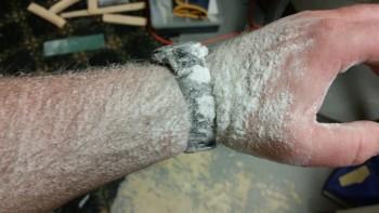 Dremel dust