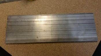 2024 Aluminum Skid Plate